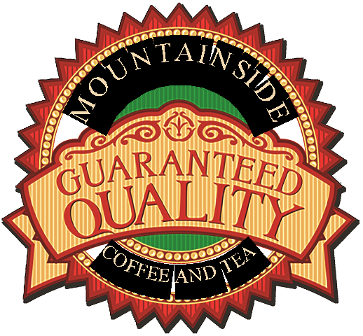 Mountain side coffee logo